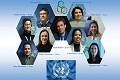 BRS Secretariat staff recognised by the United Nations for long service