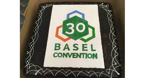 UN Environment Assembly marks 30 years of the Basel Convention