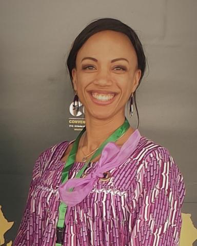 Yvonne Ewang-Sanvincenti