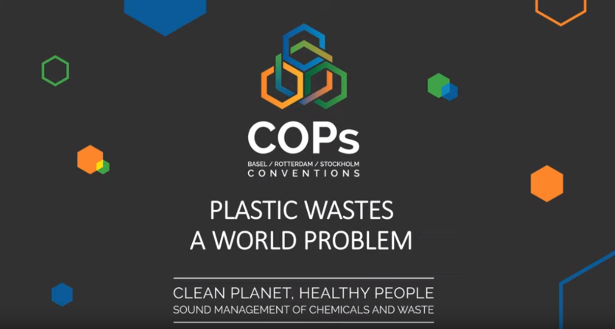 Plastic Wastes: A World Problem