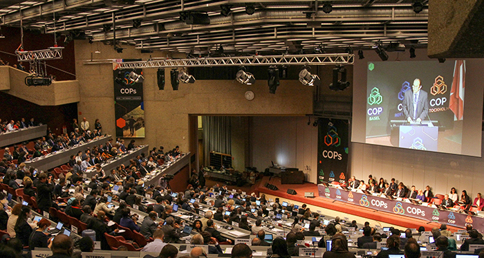 2021 Triple COPs convened online with more than 1,000 delegates, 26 to 30 July