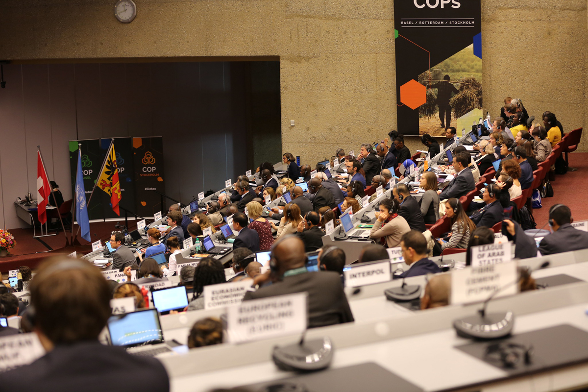 Outcomes of the resumed session of the Joint Bureaux meeting are now online
