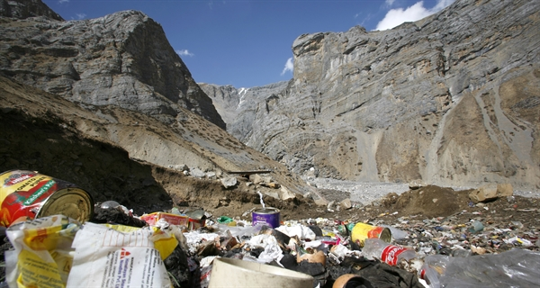 New BRS project launched on plastic waste in mountainous and remote areas