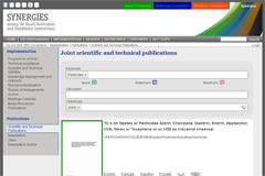 New Tool Goes Live for Finding Technical and Scientific Publications